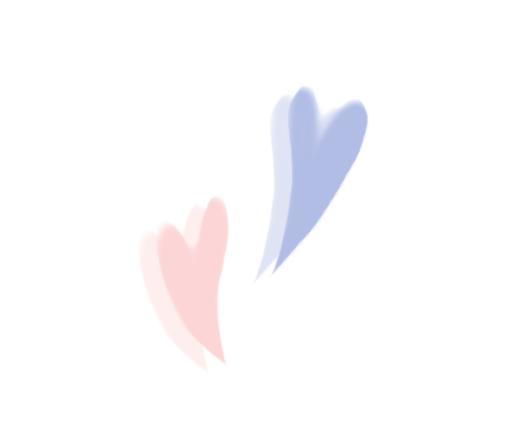 coeurs-pantone